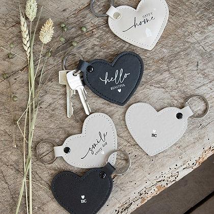 """Porte clés """"Coeur"""""""