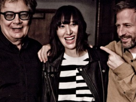 "Spike Jonze, Karen O and KK Barrett Play ""The Moon Song"" Live from the Village on KCRW"
