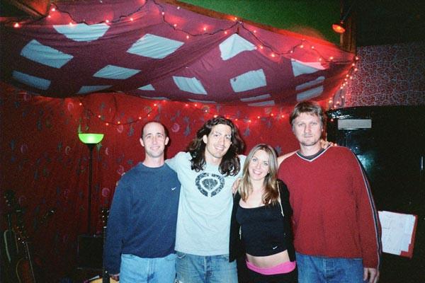Jeff, Dino, Liz, Joe