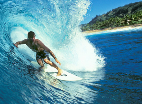 Pro Surfer Tom Curren Releases EP at Village Party