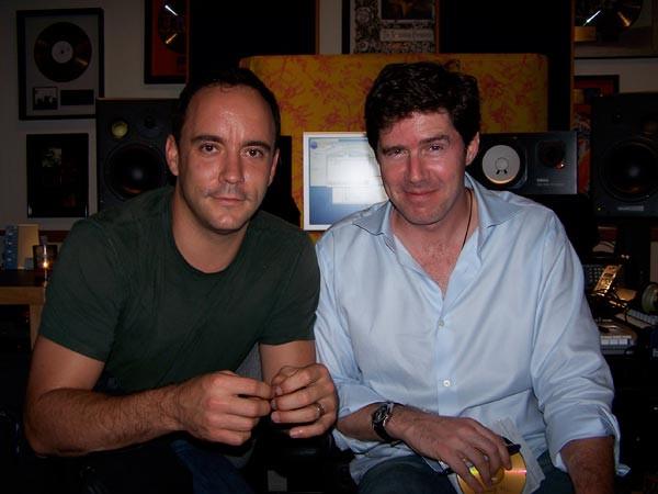 Dave Matthews & John Alagia