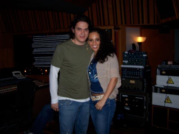 John Mayer & Alicia Keys