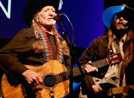LA Times Features Willie Nelson & The Village