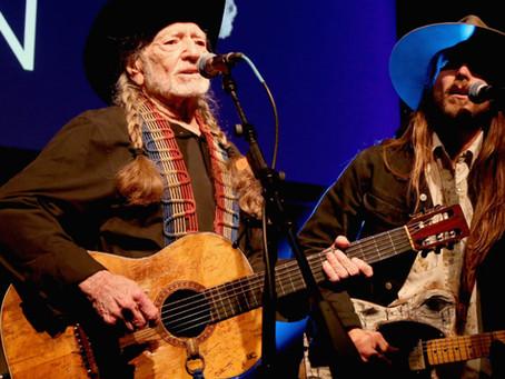 LA Times Features Willie Nelson & The Village
