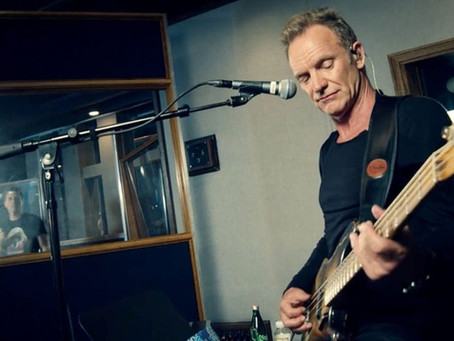 Sting Music Video Filmed At The Village