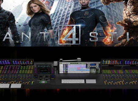 Mixed At The Village – Fantastic Four
