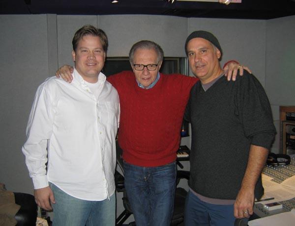 Jason Deere, Larry King, BS