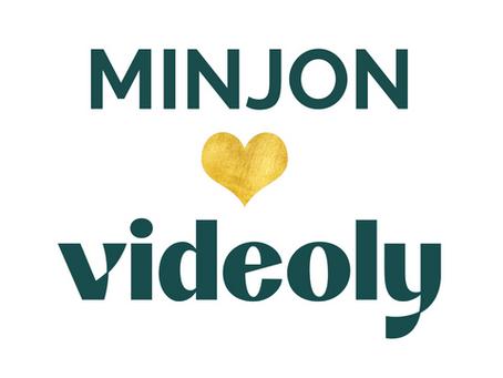 Case: Minjon <3 Videoly