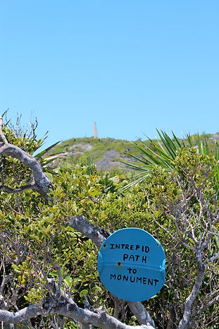 Several paths to Beacon | Best Hiking on Exuma