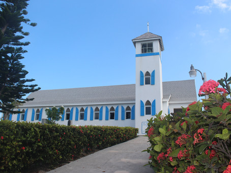 St. Andrew's Church, Georgetown