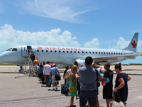 Going home - is there free wifi at the Exuma airport?