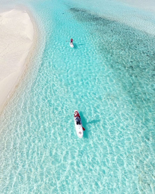 Kayak or Paddleboard in Exuma Beaches | Best Things to Do in Exuma