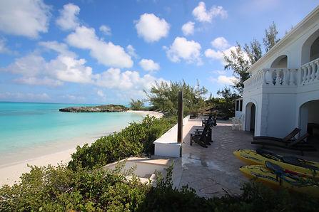 Papaya House Exuma | Luxury Beach House Rental | Bahamas