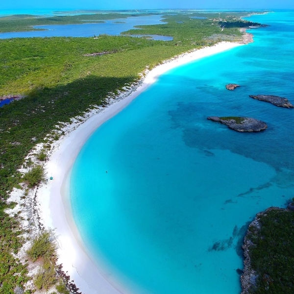 Visit the beaches of Little Exuma | Best Things to Do in Exuma