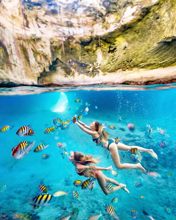 Visit Thunderball Grotto | Best Things to Do in Exuma