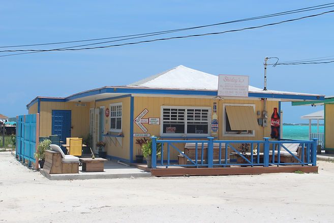 Eat at the Fish Fry | Best Things to Do in Exuma