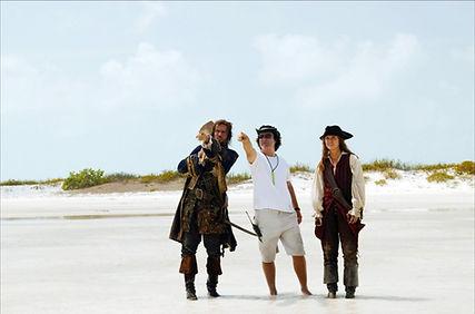 Pirates of the Caribbean Shooting | White Cay Exuma, Bahamas