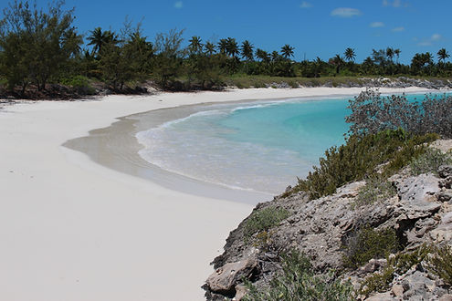 Forbes Hill Beach | Best Beaches in Exuma