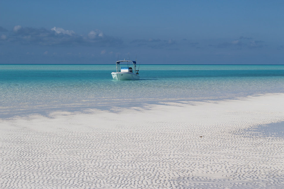 White Cay Exuma | Discover Exuma
