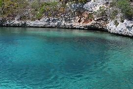 Blue Hole | Best Hiking on Exuma