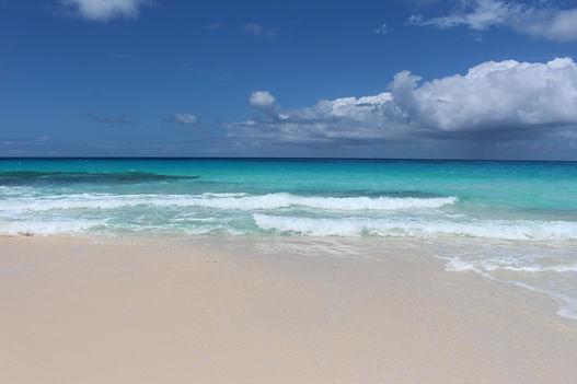 Stocking Island Ocean Side | Best Beaches in Exuma