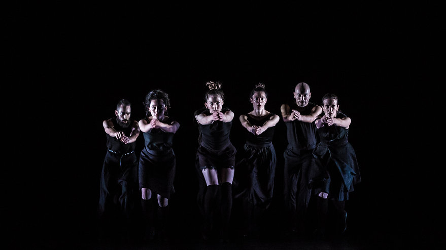 They by Marianna Kavallieratos, a new dance creation by Klokworks productions and Delta Pi. February 2018 in Bios, Main Stage