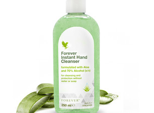 Forever Instant Hand Cleanser Почистващ