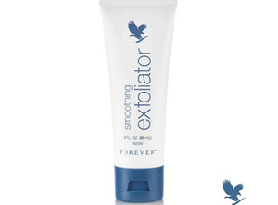 forever smoothing exfoliator форевър ало