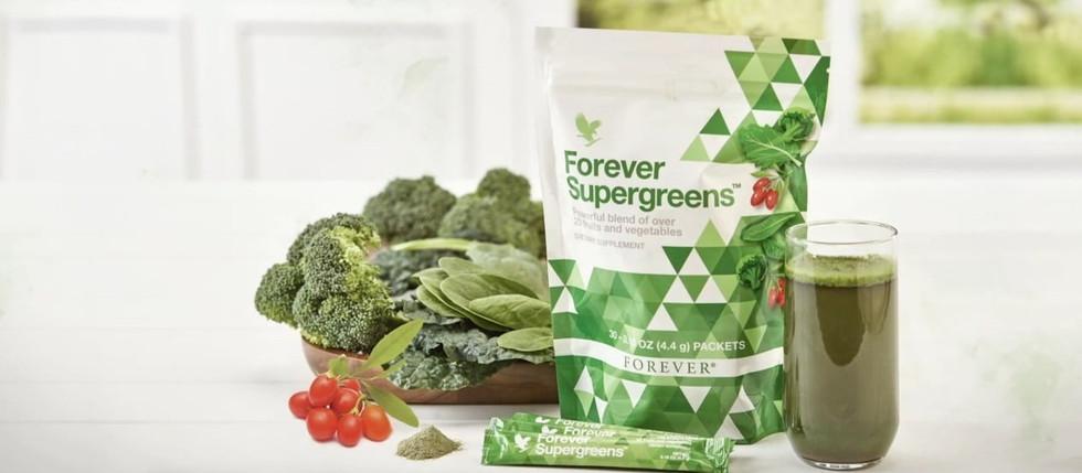 Forever Supergreens Форевър Супергрийнс