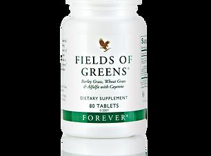 Forever Fields Of Greens Зелени поля