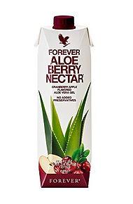 forever living aloe vera berry gel ново