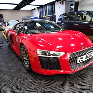 Audi R8 gen 2