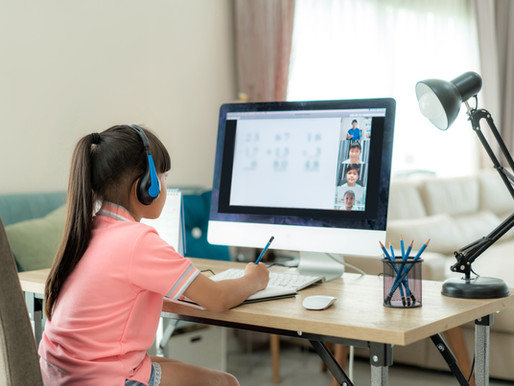 Incorporating OT strategies in your Child's Distance Learning