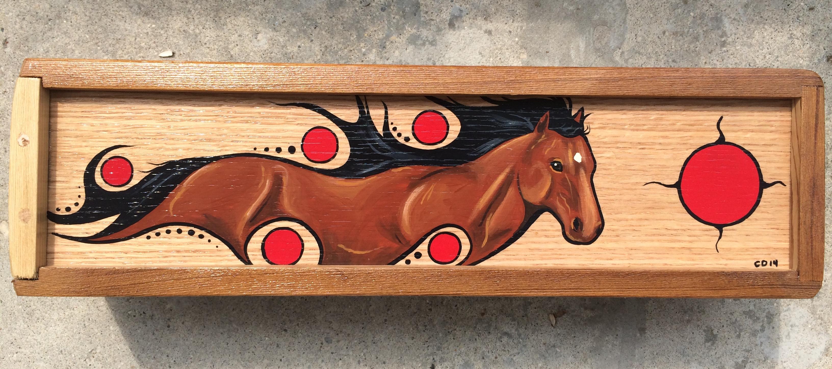 Bay Horse Box