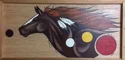 Chestnut Horse Box