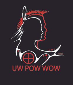 UW Pow Wow Logo