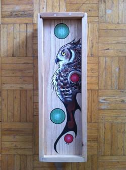 Great Horned Owl Box