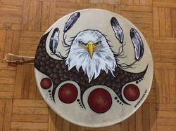 Eagle Drum