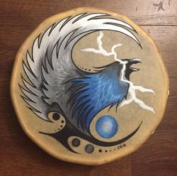 Thunderbird Drum