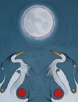 Heron's Moon