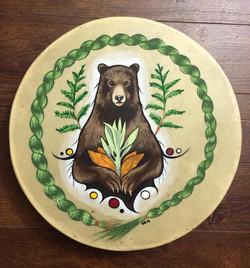 Medicine Bear Drum