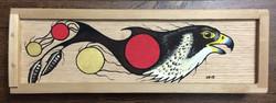 Peregrine Falcon Box
