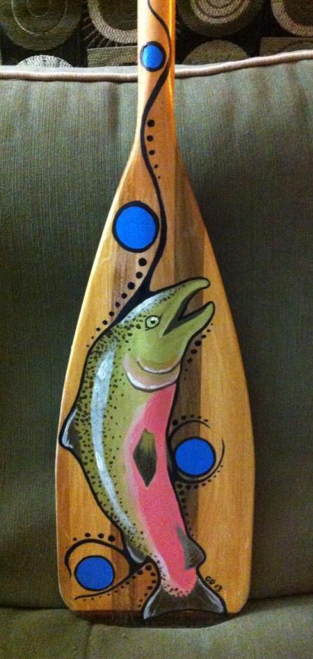 Salmon Paddle