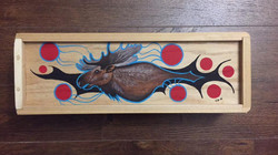 Moose Cedar Box