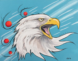 Eagle Screech