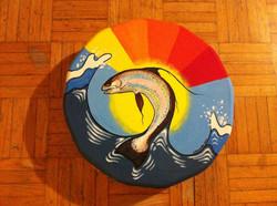 Rainbow Trout Drum