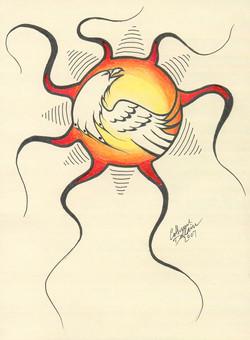 Eagle and Sun