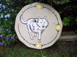 White Wolf Leading