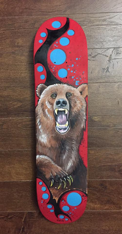 Grizzly Deck