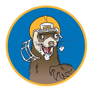Rabid Ferrets Logo